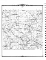 County Map 1877, Monroe County 1897